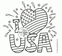 Small Picture United States Coloring Page Flag Of The United States Coloring