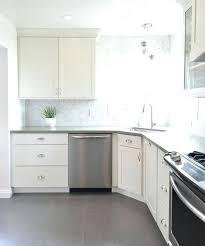 white kitchen dark tile floors. Perfect White White Kitchen Tiles With Gray Plank Porcelain Tile Floor Black And Wall  Ideas  Brick With White Kitchen Dark Tile Floors