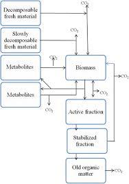 Qualitative And Quantitative Soil Organic Matter Estimation
