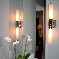phoenix day wall line s double glass cylinder short wall
