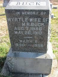 Winnie Myrtle Fields Buck (1886-1910) - Find A Grave Memorial