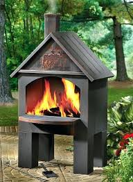 mexican chiminea outdoor fireplace clay outdoor fireplace breathtaking decor plus dragonfly large large clay outdoor fireplace