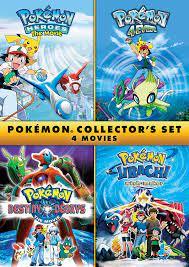 Buy Pokémon 4 Movie Collection Online in Germany. B08F6X4Q2B