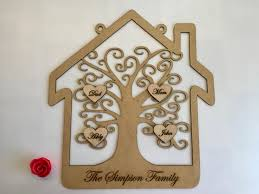 4.6 out of 5 stars with 12 ratings. Personalized Wood Family Tree Of Life Custom Names Gift For Mom And Dad Parents Anniversary Wooden Frame Keepsake Wall Hanging Grandma Gift