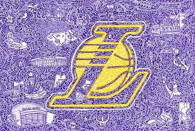 Polish your personal project or design with these lakers transparent png images, make it even more personalized and more attractive. The Legend Of Lakers Drawing By Daisuke Okamoto
