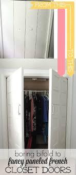 pantry door ideas closet door makeover reveal dremel weekends closet door