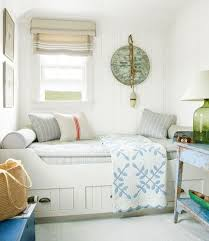 Cottage Style Bedroom Nook | Daybed