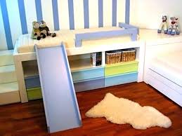 bunk bed with slide and tent. Loft Beds Tent Bed With Slide Full Size Of Bunk Pretty . And