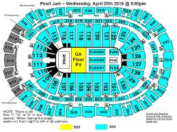Pearl Jam Pnc Arena
