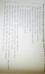 100 soal tema 9 kelas 5 semester 2 kurikulum 2013 revisi 2017 merupakan pokok bahasan untuk kali ini. Tolong Ini Jawabannya Apa Ya Dari Teks Ketiban Awu Anget Soal Kelas 12 Buku Sayaga Bahasa Jawa Brainly Co Id