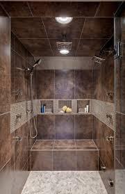 Built in shower ideas bathroom contemporary with spa-like bath design double  shower rain shower