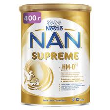 <b>Молочная смесь NAN Supreme</b> от 0 до 12 мес. 400 г - отзывы ...