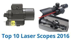 10 Best <b>Laser</b> Scopes <b>2016</b> - YouTube