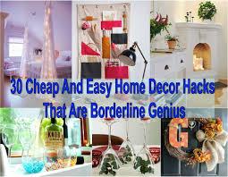Fun Diy Home Decor Ideas Creative Interesting Inspiration Ideas