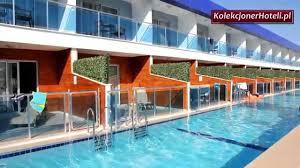 Hotel Marinii Hotel Eftalia Marin Turcja Youtube