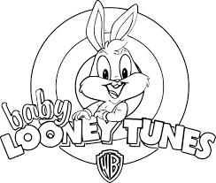 Coloriage B B Looney Tunes Dessin Imprimer Sur Coloriages Info