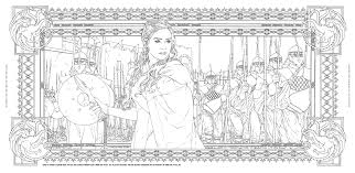 Hbo S Game Of Thrones Coloring Book Hbo 9781452154305 Amazon Com