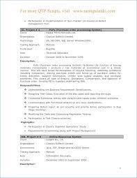 1 Year Experience Resume Format For Manual Testing Artemushka Com