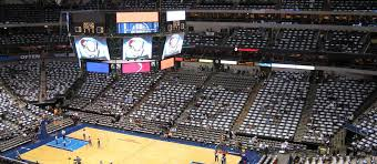 American Airlines Center Seating Chart Seatgeek