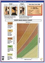 Chartex Height Weight Bmi Chart A3l 0501a Health And