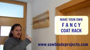 Build Your Own Coat Rack FANCY COAT RACK Ep 100 Build your own fancy coat rack YouTube 69