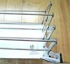 laundry dry rack wall mount retractable drying rack accordion drying rack wall mount laundry drying racks