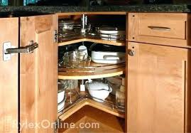 corner kitchen cabinet ideas. Corner Kitchen Cabinet Ideas Rounded Lazy Valley Cupboard . A