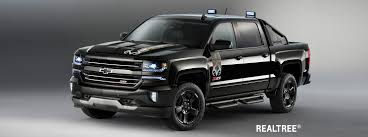 Feel Special With Your Silverado Special Edition