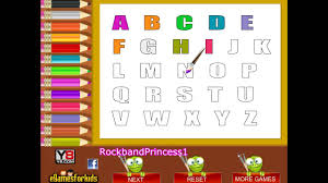 Abc coloring pages is a free coloring book for preschoolers. Abc Coloring Pages Alphabet Coloring Pages For Kids Youtube
