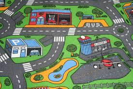 kids rug street map children area rug review mykidsadviser view larger
