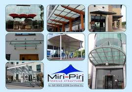 best and prominent best glass canopy for doors contractors companies in india