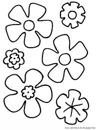 Kleurplaat Tulp Bloemen Kleurplaat Vor Kinderen 2019 Throughout