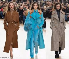 women s coats fall winter 2017 2018 fashion trends beige and blue military oversized
