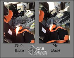 car seats for the littles safety st comfy carry elite first car seat base