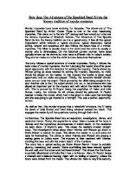 sherlock holmes essay gcse english marked by teachers com page 1 zoom in
