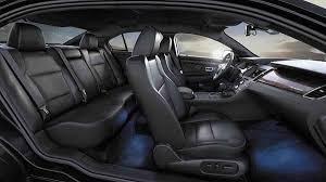 2018 ford taurus usa. beautiful usa cozy interior of the 2018 ford taurus sho with ford taurus usa