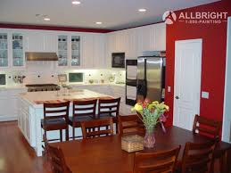 Should You Repaint Or Replace Your Kitchen Cabinets Allbright 1