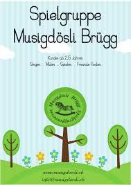 Spielgruppe Musigdösli