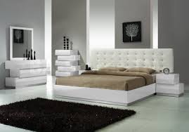 Modern Contemporary Bedrooms Awesome White Black Wood Stainless Modern Design Furniture Bedroom