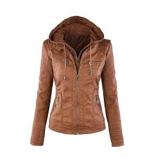 Detail Feedback Questions about <b>SWYIVY Faux</b> Leather <b>Jackets</b> ...