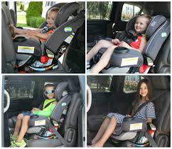 Although I\u0027ve shown you above all 4 car seat configurations, I actually only use the first 2 currently, since of my children still a 5-point harness Graco 4Ever Extend2Fit 4-in-1 Car Seat Review - Thrifty Nifty Mommy