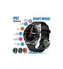 Y20 Akıllı Saat Tansiyon Ölçer Konuşma Özellikli Smart Watch