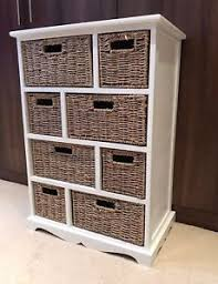wicker chest of drawers. Blancbrunmeublederangementenosierpaniers On Wicker Chest Of Drawers