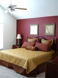 Accent Wall Ideas For Master Bedroom How To Paint Accent Walls In A Bedroom  Best Red .