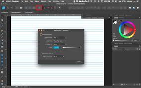 Affinity Designer Roadmap Make Baseline Grid Manager Accessible By Design Feedback