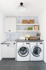 laundry room furniture. 16 Laundry Room Decorating Ideas To Steal ASAP | Extra Storage Space, And Furniture