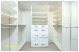 fascinating built in dresser closet dresser built in closet drawers diy