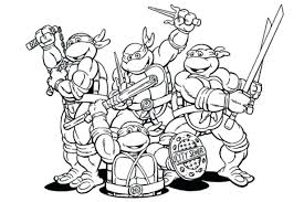coloring pages age mutant ninja turtles coloring book colouring pages turtle pictures free printable throughout