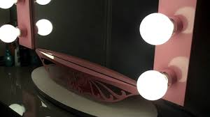vanity girl hollywood starlet mirror review