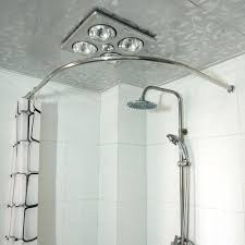 tips install oval shower curtain rod bistro home image of oval shower curtain rod curved croydex